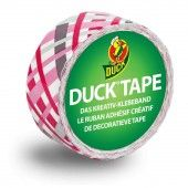 DuckTape Duckling Pretty Plaid 19 mm x 4,5 m (102-11)