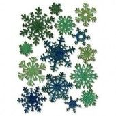 Sizzix Thinlits Die Set - Paper snowflakes mini 14PK - Tim Holtz (661599)*