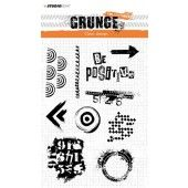 Studio Light Clearstempel Grunge Collection 2.0 nr.362 STAMPSL362 210x148 mm (03-19)