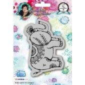 Studio Light Cling Stamp Animals Art By Marlene 2.0 nr.16 (STAMPBM16) (40% KORTING)*