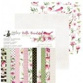 Piatek13 - Paper pad Hello Beautiful 6 P13-207 6x6 (04-19)