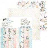 Piatek13 - Paper pad Cute & Co. 6 P13-226 6x6 (04-19)