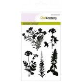 CraftEmotions clearstamps A6 - silhouet berm planten (130501/1278)
