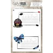 COOSA Crafts - clearstamps A6 - Envelope Presents A6 (ENG) (COC-035)