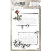 COOSA Crafts - clearstamps A6 - Envelope Bloom A6 (ENG) (COC-036)