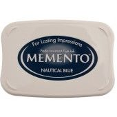 Memento inktkussen Nautical Blue (ME-000-607)*