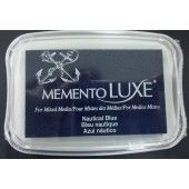 Memento inktkussen De Luxe Nautical Blue (ML-000-607)*