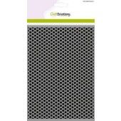 CraftEmotions Mask stencil - dots rond A5 (185070/1247)