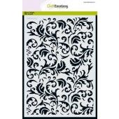 CraftEmotions Mask stencil - barok A5 (185070/1264)