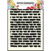 Dutch Doobadoo Dutch Mask Art stencil bricks - A5 (470.715.002)