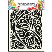Dutch Doobadoo Dutch Mask Art stencil bloemenvenster A5 (470.715.024)*