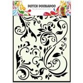 Dutch Doobadoo Dutch Mask Art stencil swirls A5 (470.715.047)*
