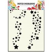 Dutch Doobadoo Dutch Mask Art sterren A6  (470.715.400)