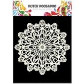 Dutch Doobadoo Dutch Mask Art stencil cirkel A5 (470.715.504)*