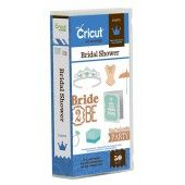 Cricut Cartridge - Bridal Shower (2001291)