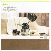 Cricut Heavy Chipboard 11x11 Inch (2004854)
