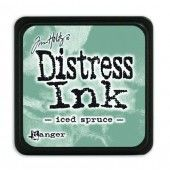 Ranger Distress - Mini Ink pad - Iced Spruce - Tim Holtz (TDP40019)