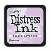 Ranger Distress - Mini Ink pad - milled lavender - Tim Holtz (TDP40026)