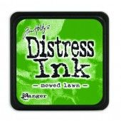 Ranger Distress - Mini Ink pad - mowed lawn - Tim Holtz (TDP40033)