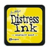 Ranger Distress - Mini Ink pad - mustard seed - Tim Holtz (TDP40040)
