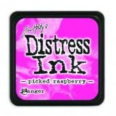 Ranger Distress - Mini Ink pad - picked raspberry - Tim Holtz (TDP40088)