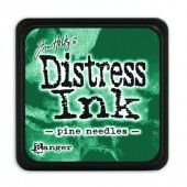 Ranger Distress - Mini Ink pad - pine needles - Tim Holtz (TDP40095)