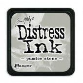 Ranger Distress - Mini Ink pad - pumice stone - Tim Holtz (TDP40101)