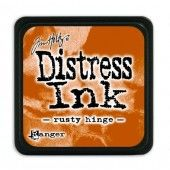 Ranger Distress - Mini Ink pad - rusty hinge - Tim Holtz (TDP40125)