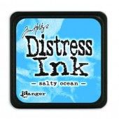 Ranger Distress - Mini Ink pad - salty ocean - Tim Holtz (TDP40132)