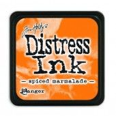 Ranger Distress - Mini Ink pad - spiced marmalade - Tim Holtz (TDP40187)