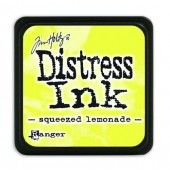 Ranger Distress - Mini Ink pad - squeezed lemonade - Tim Holtz (TDP40200)