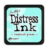 Ranger Distress - Mini Ink pad - tumbled glass - Tim Holtz (TDP40248)