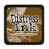 Ranger Distress - Mini Ink pad - vintage photo - Tim Holtz (TDP40262)