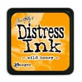 Ranger Distress - Mini Ink pad - wild honey - Tim Holtz (TDP40293)