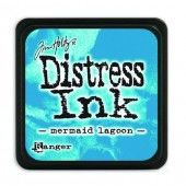 Ranger Distress - Mini Ink pad - mermaid lagoon - Tim Holtz (TDP46790)