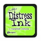 Ranger Distress - Mini Ink pad - twisted citron - Tim Holtz (TDP47322)
