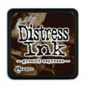 Ranger Distress - Mini Ink pad - ground expresso - Tim Holtz (TDP47353)