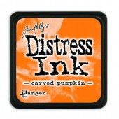 Ranger Distress - Mini Ink pad - carved pumpkin - Tim Holtz (TDP47377)