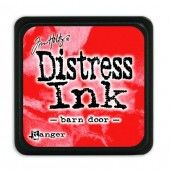 Ranger Distress - Mini Ink pad - barn door - Tim Holtz (TDP39853)
