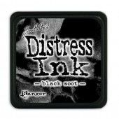 Ranger Distress - Mini Ink pad - black soot - Tim Holtz (TDP39860)