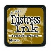 Ranger Distress - Mini Ink pad - brushed corduroy - Tim Holtz (TDP39884)