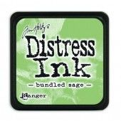 Ranger Distress - Mini Ink pad - bundled sage - Tim Holtz (TDP39891)