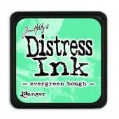 Ranger Distress - Mini Ink pad - evergreen bough - Tim Holtz (TDP39945)