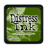 Ranger Distress - Mini Ink pad - forest moss - Tim Holtz (TDP39983)