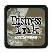 Ranger Distress - Mini Ink pad - frayed burlap - Tim Holtz (TDP39990)