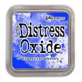 Ranger Distress Oxide -  blueprint sketch - Tim Holtz (TDO55822)