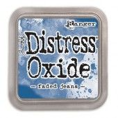 Ranger Distress Oxide - faded jeans  Tim Holtz (TDO55945)