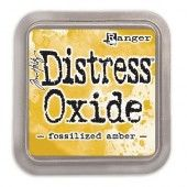 Ranger Distress Oxide - fossilized amber Tim Holtz (TDO55983)