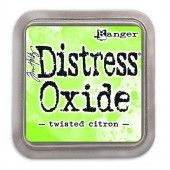 Ranger Distress Oxide - twisted citron Tim Holtz (TDO56294)