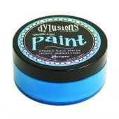 Ranger Dylusions Paint 59 ml - london blue DYP46004)